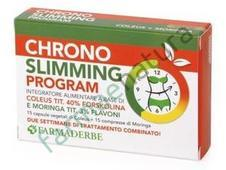 CHRONO SLIMMING PROGRAM 30CPR