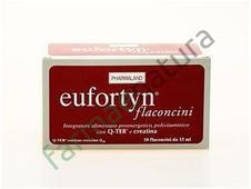 EUFORTYN FLACONCINI 10FLC 15ML