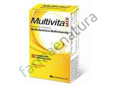MULTIVITAMIX 30CPR EFF S/Z