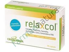 RELAXCOL INTEGRATORE 36CPS 616MG
