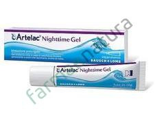 ARTELAC NIGHTTIME GEL 10ML
